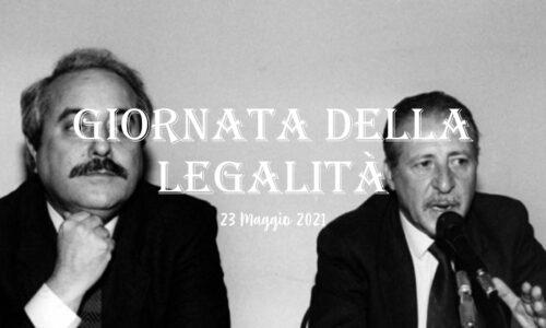 Giornata Nazionale della Legalità Liceo Economico Sociale IIS Eliano-Luzzatti