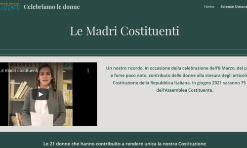 """""""Sites.Google"""" ragazzi e ragazze 3B Liceo Economico Sociale IIS Eliano-Luzzatti"""